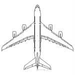 Airbus A380 em planta