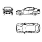 BMW X6 - carro
