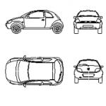 Ford Ka - carro