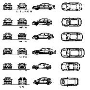 Audi cars - metric